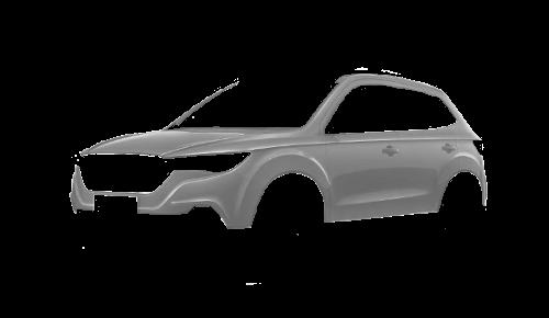 Цвета кузова Besturn X40